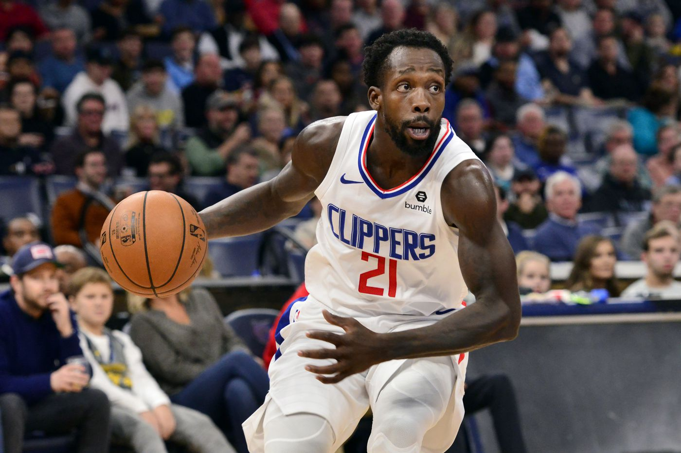 Patrick Beverley's uneasy exchange with NBPA's Michele Roberts, former Arizona players remember Lute Olson, more sports news