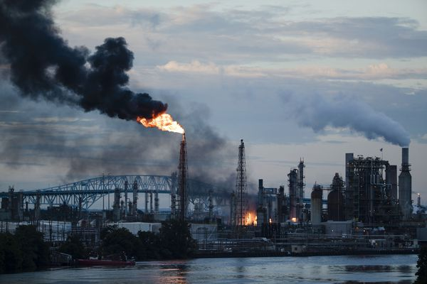 South Philly refinery, a big polluter, shut down 6 months ago. So, do we have cleaner air?