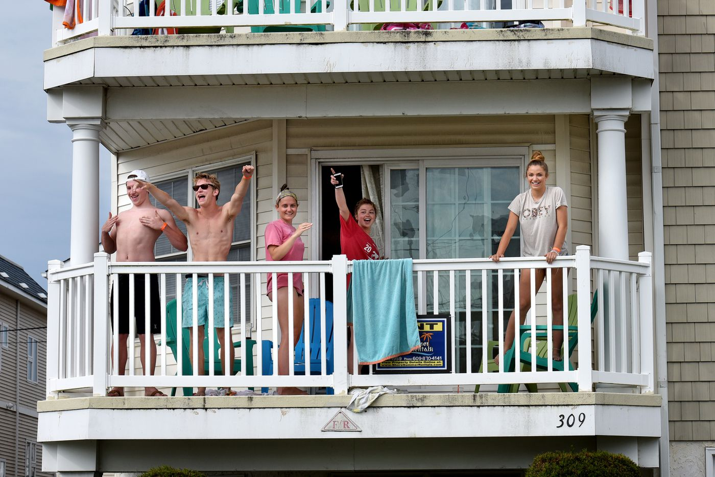 Senior Week in Wildwood: A money-making machine that residents love to hate