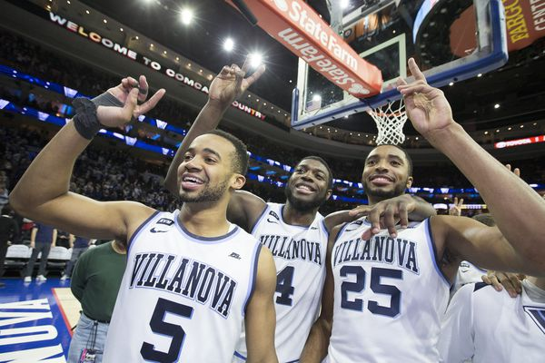 Villanova ranked No. 9 in Associated Press preseason poll