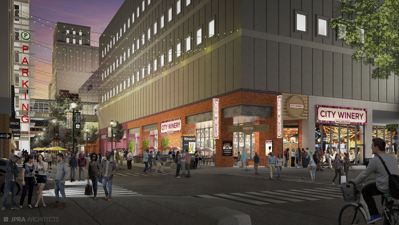 City Winery Philadelphia Schedule Announced Fashion District Will