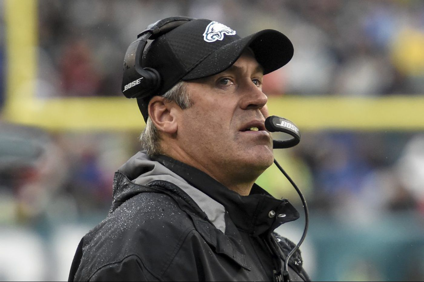 Live video: Eagles coach Doug Pederson's noon press conference
