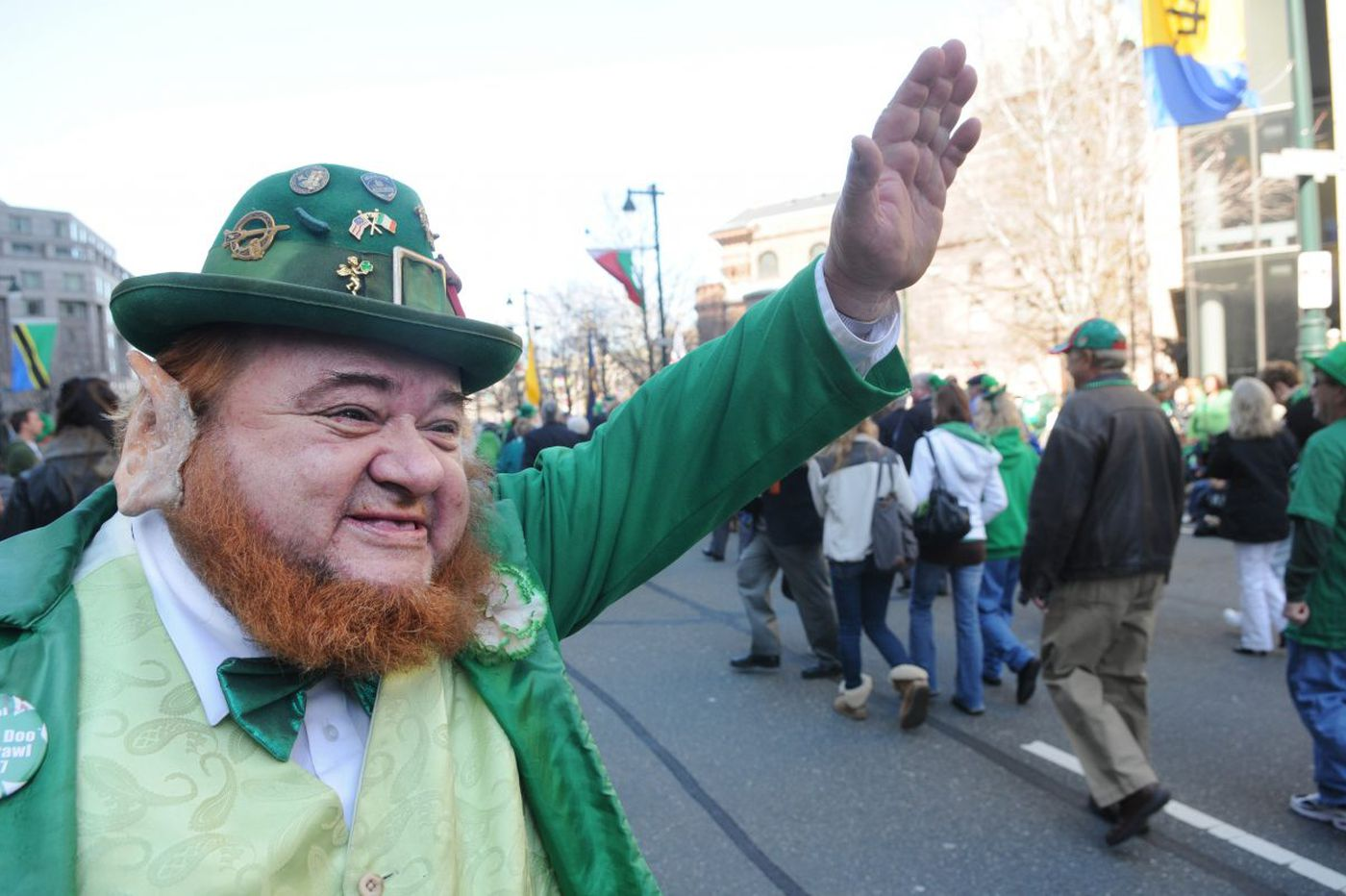 St. Patrick's Day in Philly: How to avoid making bad decisions | Quiz
