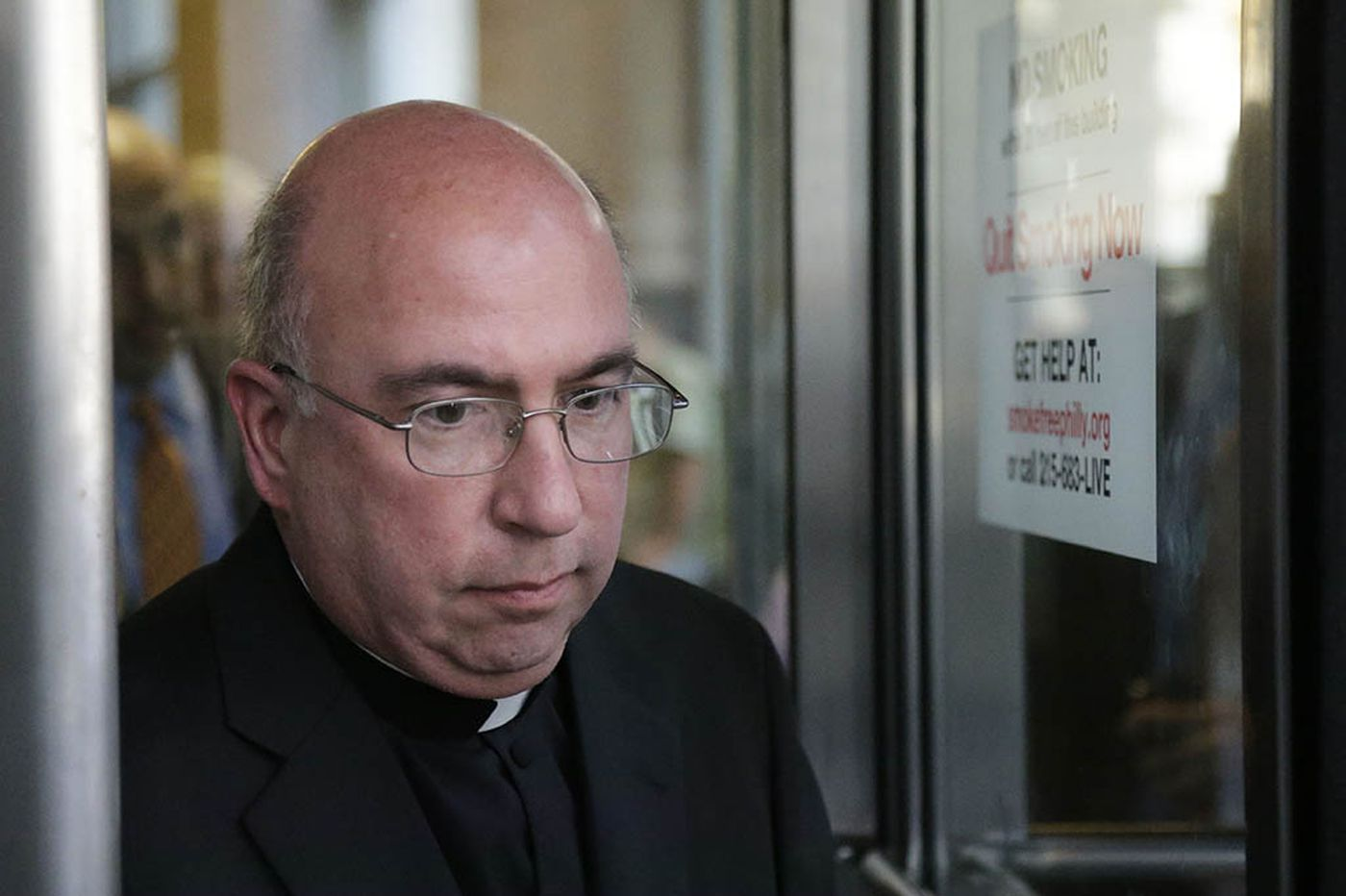 2nd jury deadlocks in Philly priest's sex-abuse case