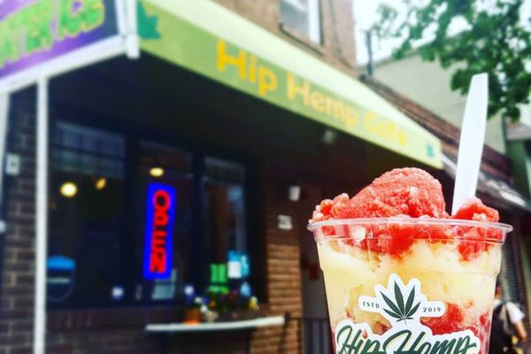 Have we reached Peak CBD? Kiosk opens at King of Prussia, CBD 'wooder ice' in South Philly
