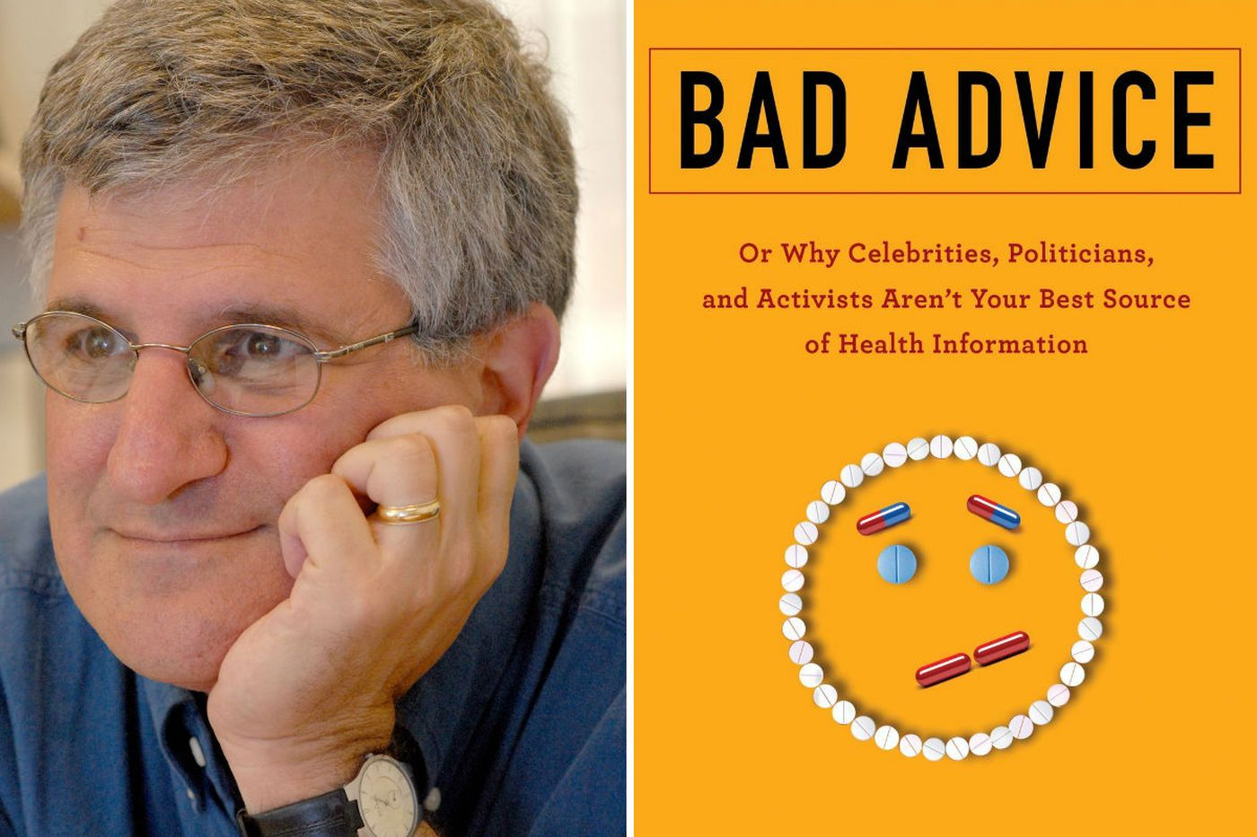 'Bad Advice' by Penn scientist Paul A. Offit: Take back the science conversation in our culture