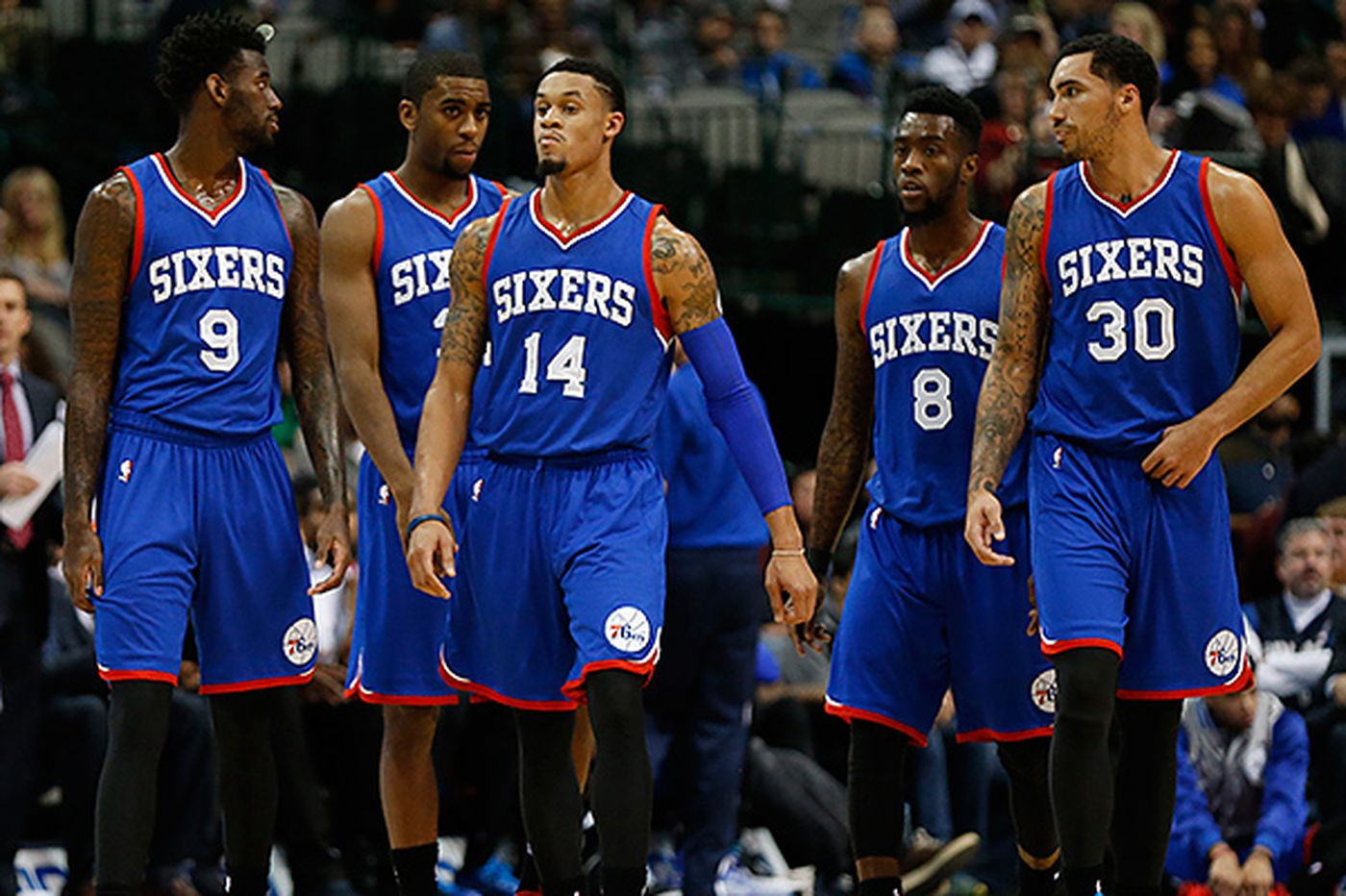 Inside the Sixers: Veterans could help, may not be good fit