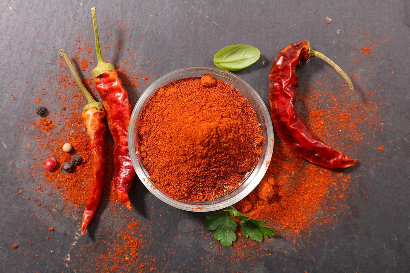 Dump the fat, sugar and salt - try spices and herbs instead
