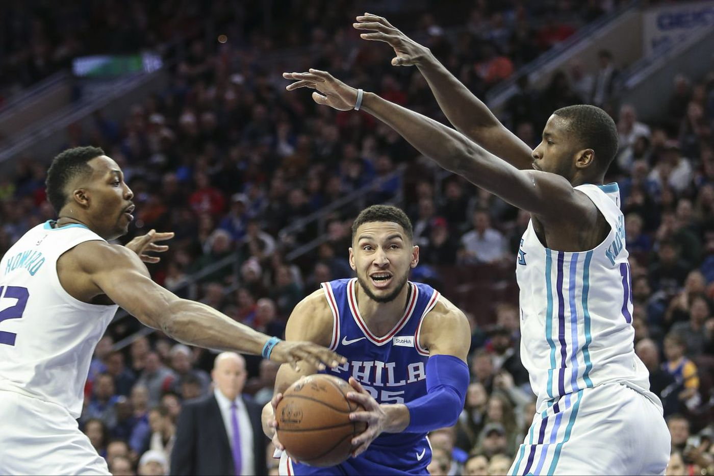Sixers-Hornets observations, 'best' and 'worst': Another Ben Simmons triple-double, Dwight Howard's disappointment