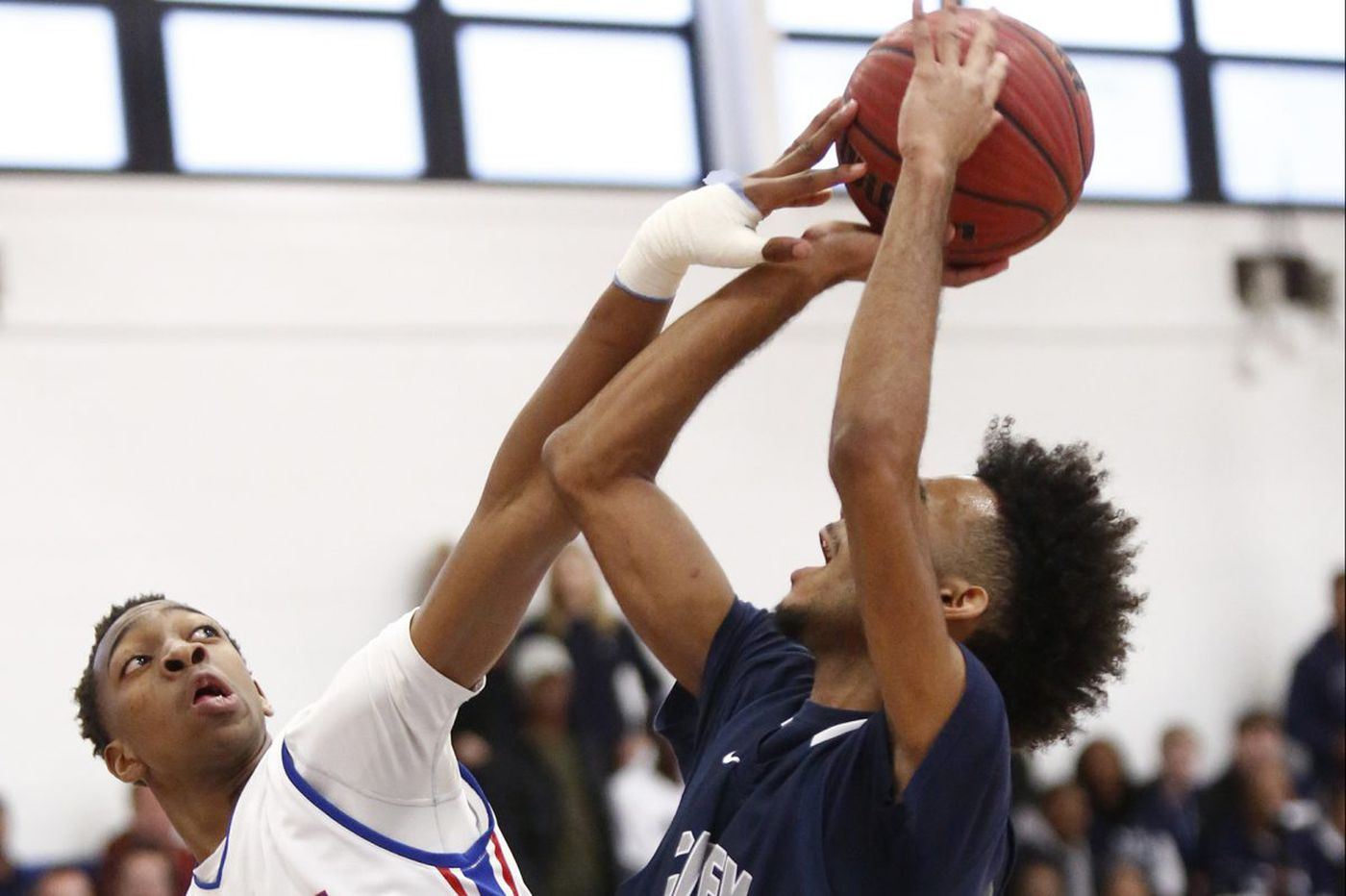 Jalen Collins leads way for Triton basketball