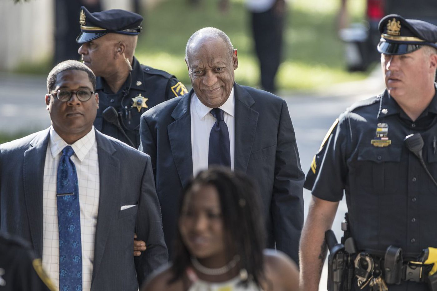 After 16 hours, Cosby jury breaks with no verdict