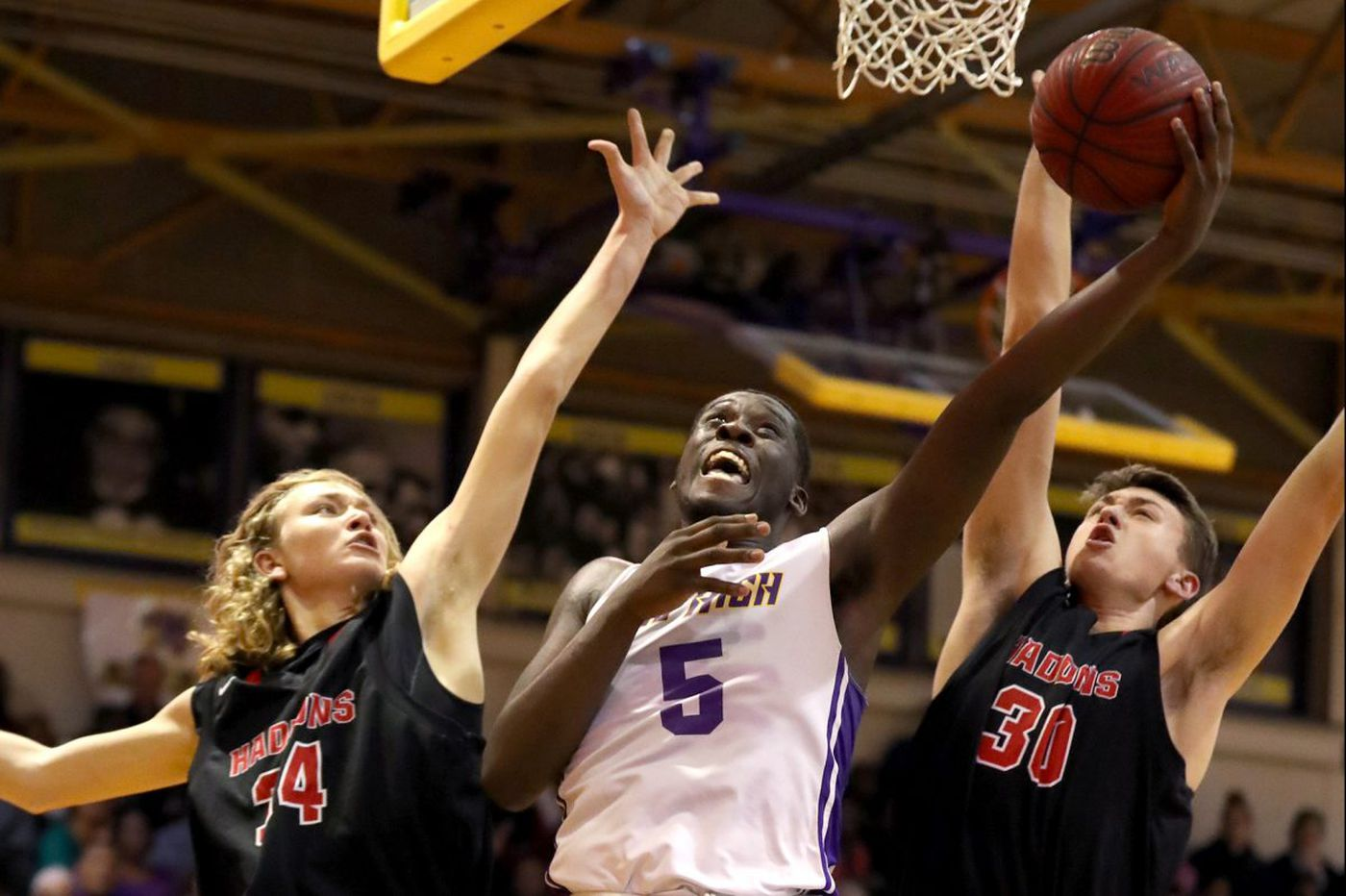 Tuesday's S.J. roundup: Ocean City boys' basketball beats Holy Spirit in overtime