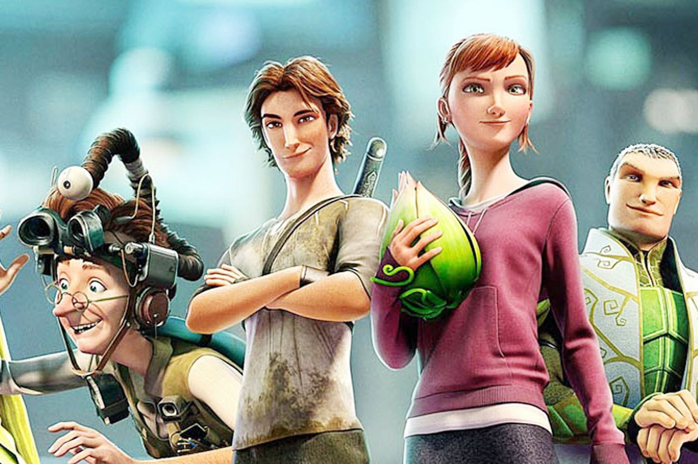 'Epic' not a new leaf for animation