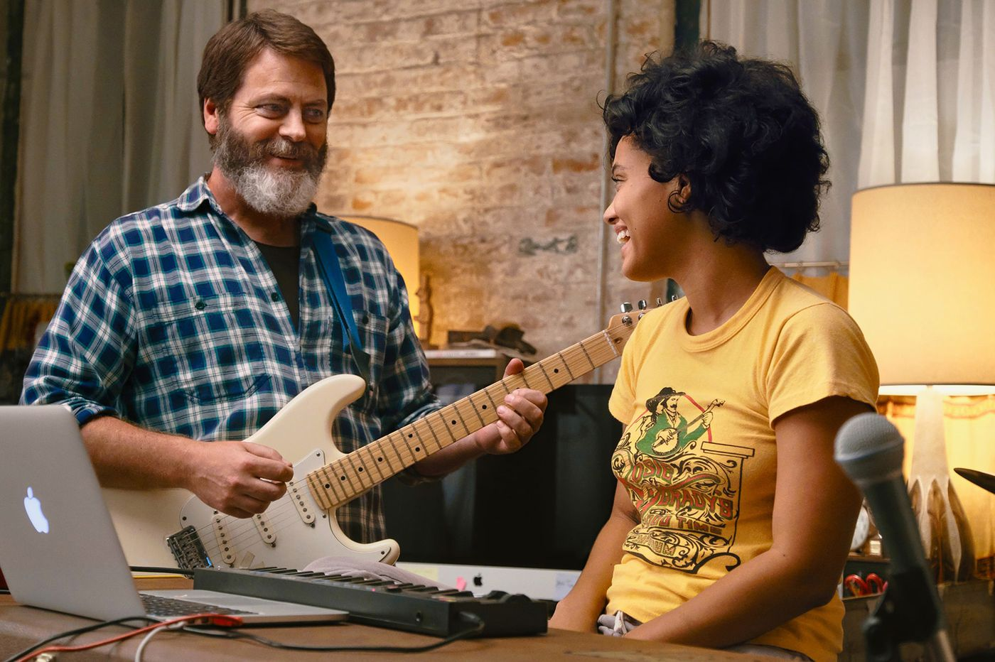'Hearts Beat Loud': Could Nick Offerman's dad-daughter charmer be the perfect Father's Day movie?