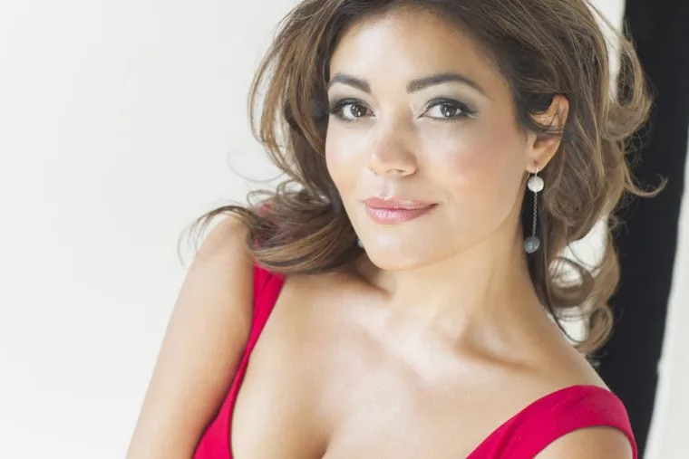 Soprano Ailyn Pérez, out of Philadelphia's Academy of Vocal Arts, is now starring at the Met — among other major global stages. (Photo: Rebecca Fay)