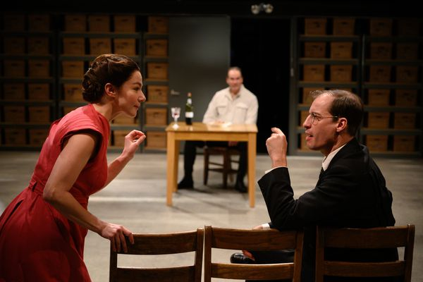 Wilma Theater's new play is a shocking, funny, epic take on Putin's Russia. Plus: leech soup.