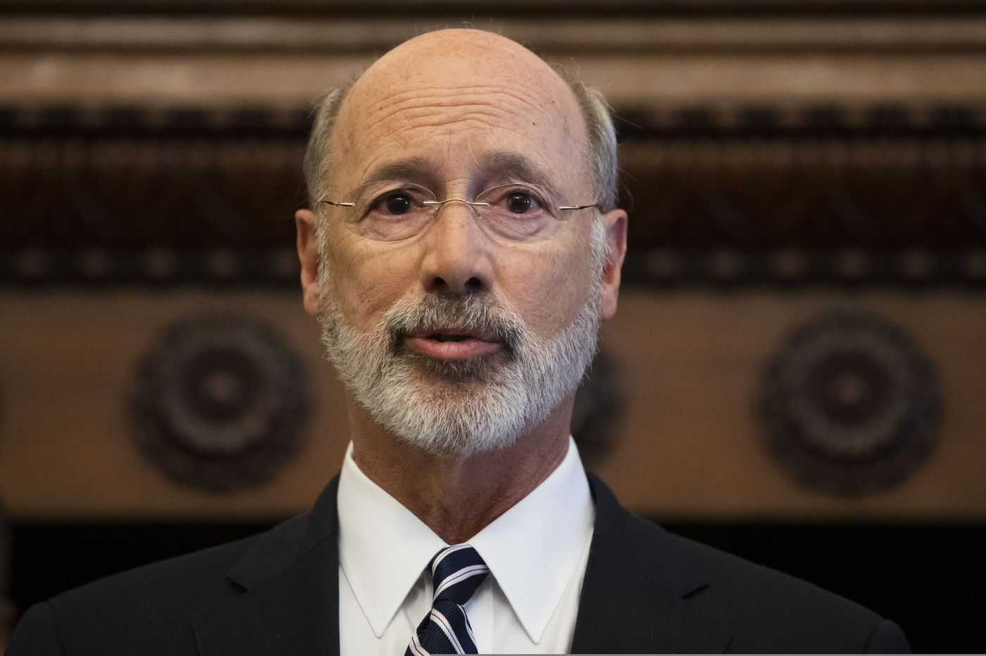 Gov. Tom Wolf now supports legalizing marijuana in Pennsylvania