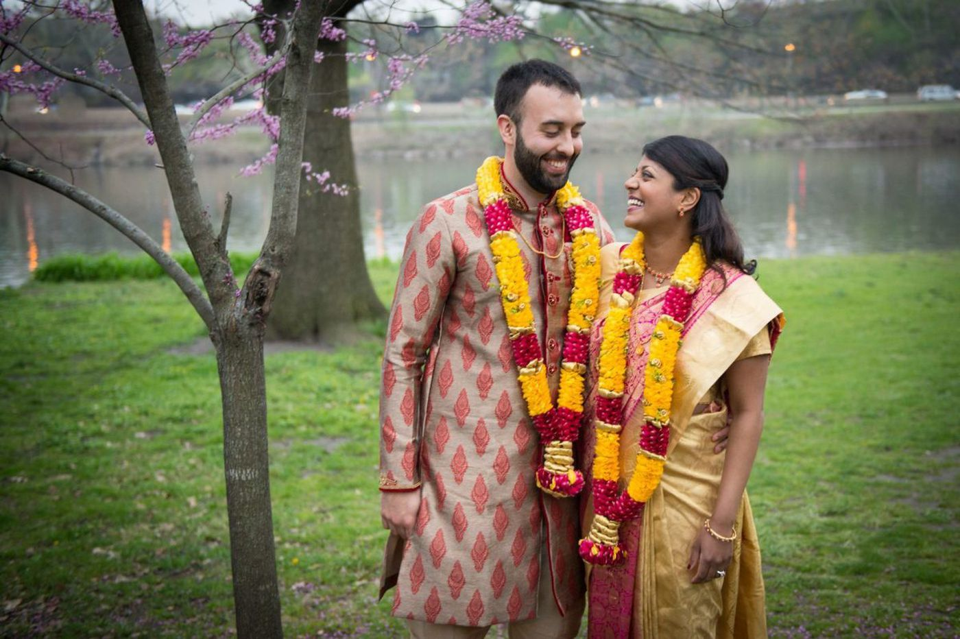 Philadelphia weddings: Samy Jana and Chris Nieves