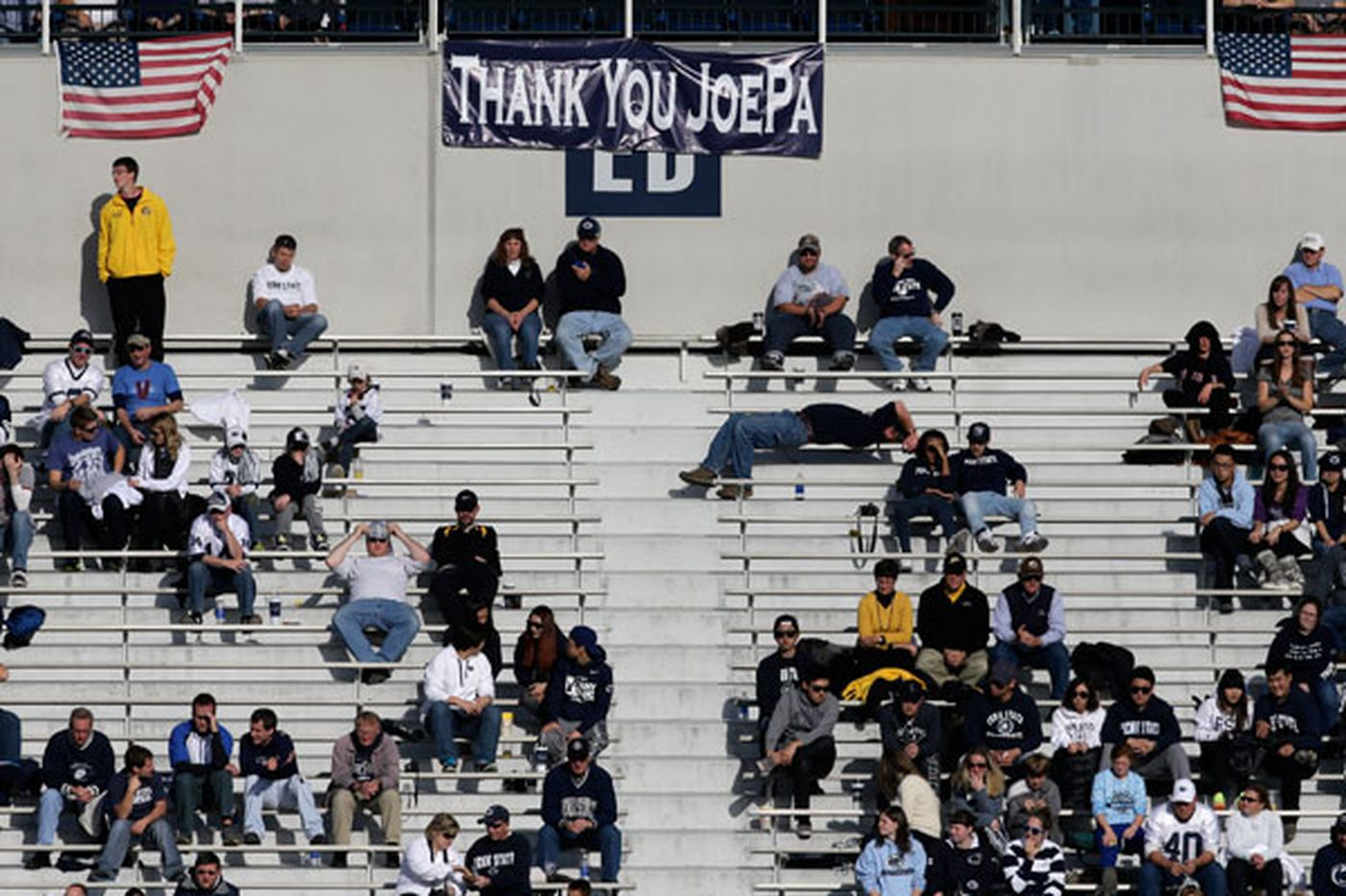 Penn State trying to reverse slight attendance decline