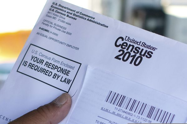 Where in the region did people ignore 2010 Census forms? And what could it mean for 2020?