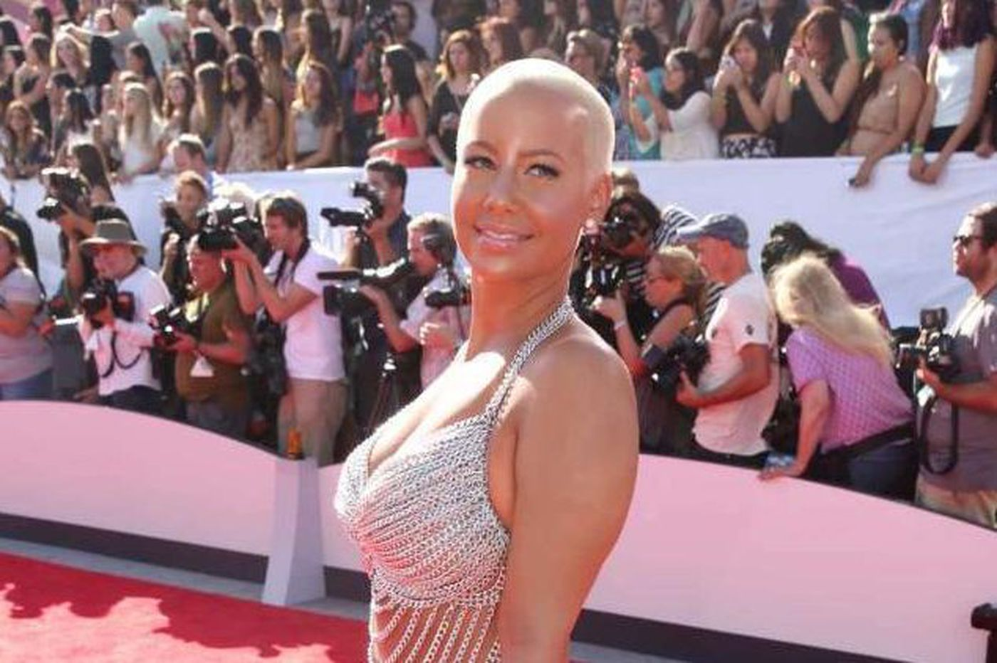 Amber Rose: 'I never said Philly girls are ugly'