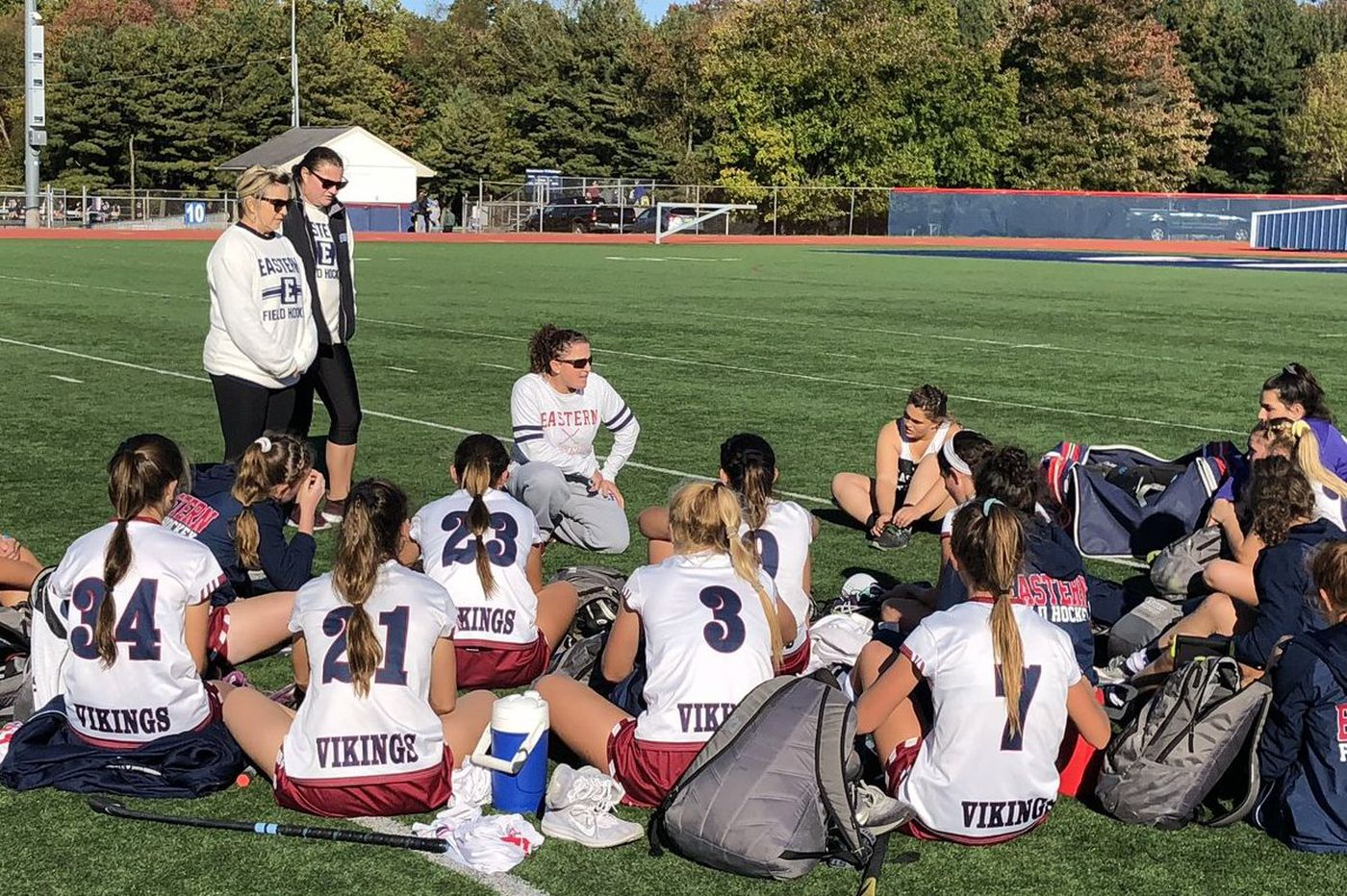 Tuesday's South Jersey roundup: Seven area teams advance to field hockey sectional title games