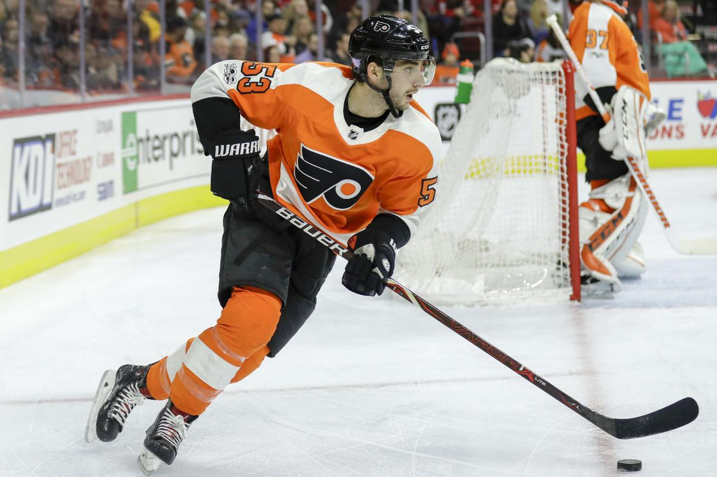 Flyers' Shayne Gostisbehere on Panthers attendance: 'It bothers me a little bit'