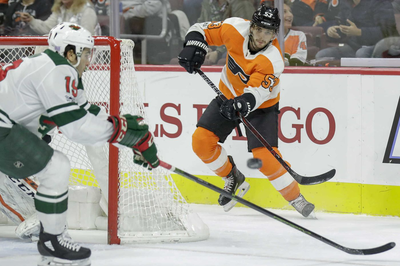 New GM Chuck Fletcher wants an improved Flyers defense