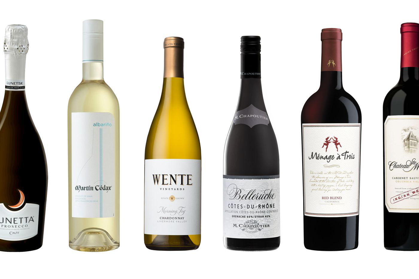 Our top 6 wine picks for LCB curbside pickup