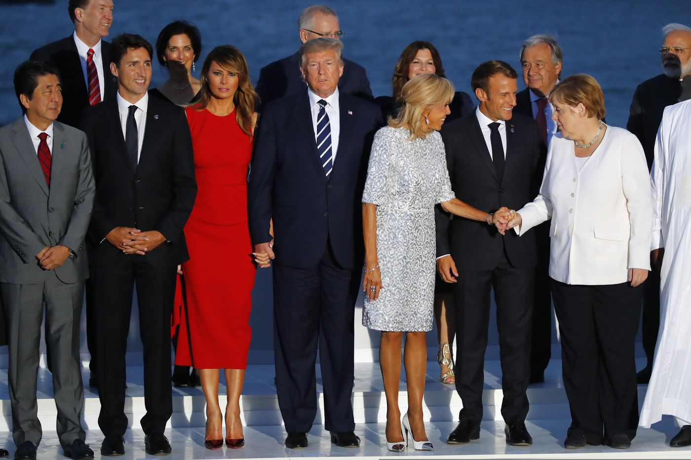 Trump to fellow democracies at G-7: You're on your own | Trudy Rubin