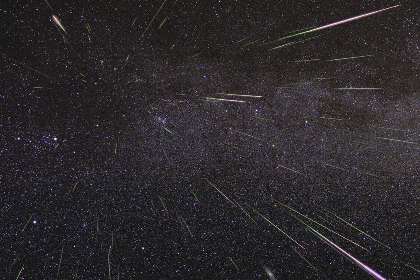 Friday will be best night for viewing weekend meteor shower