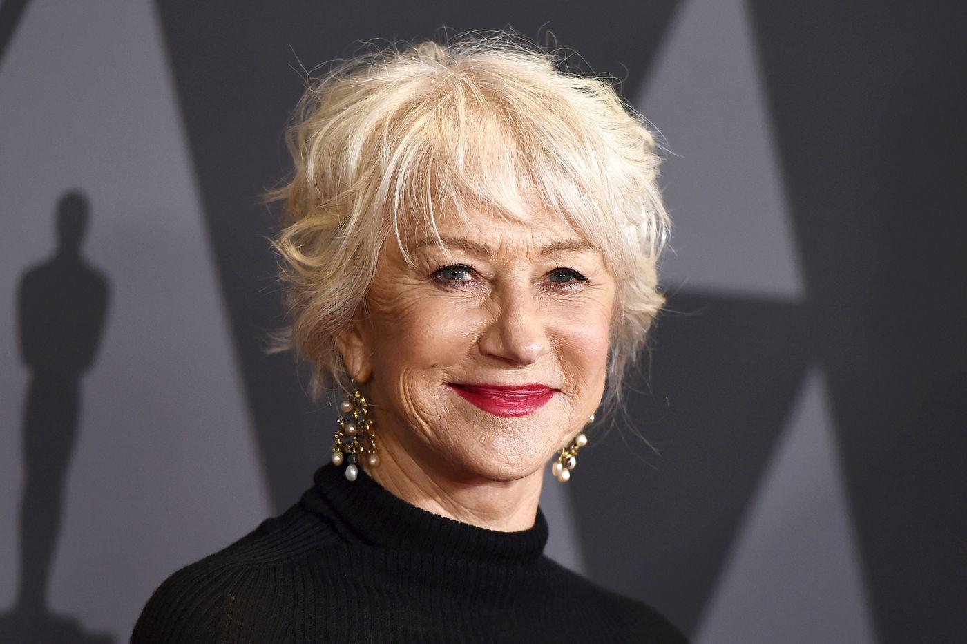 Helen Mirren will headline Academy of Music Anniversary Concert