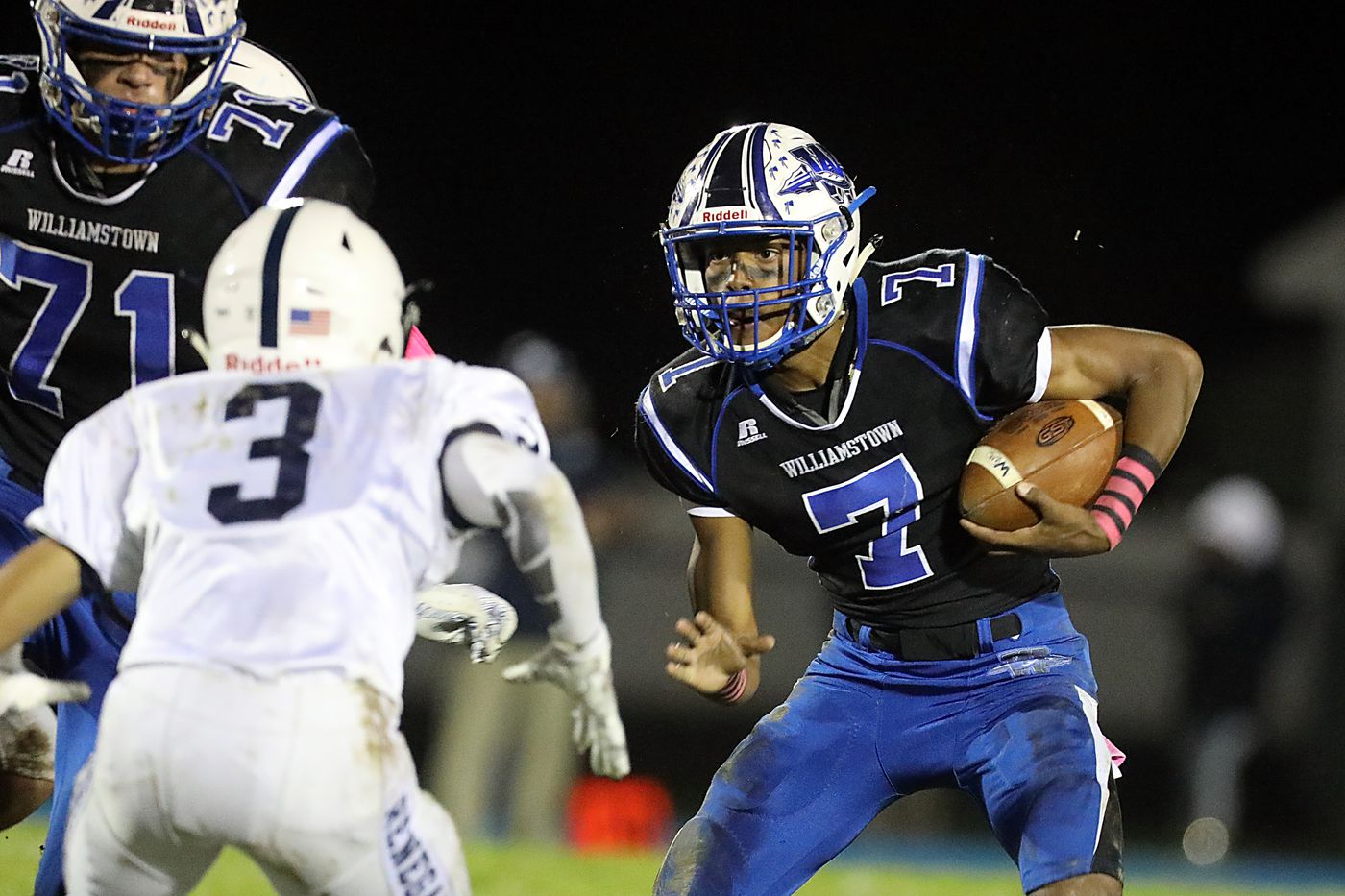 No. 3 St. Augustine at No. 2 Williamstown among games to watch this weekend