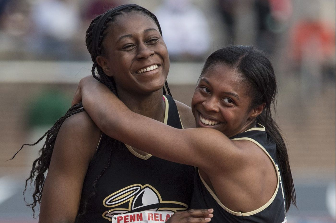 Sydni Townsend leads Neumann-Goretti girls into PIAA track championships
