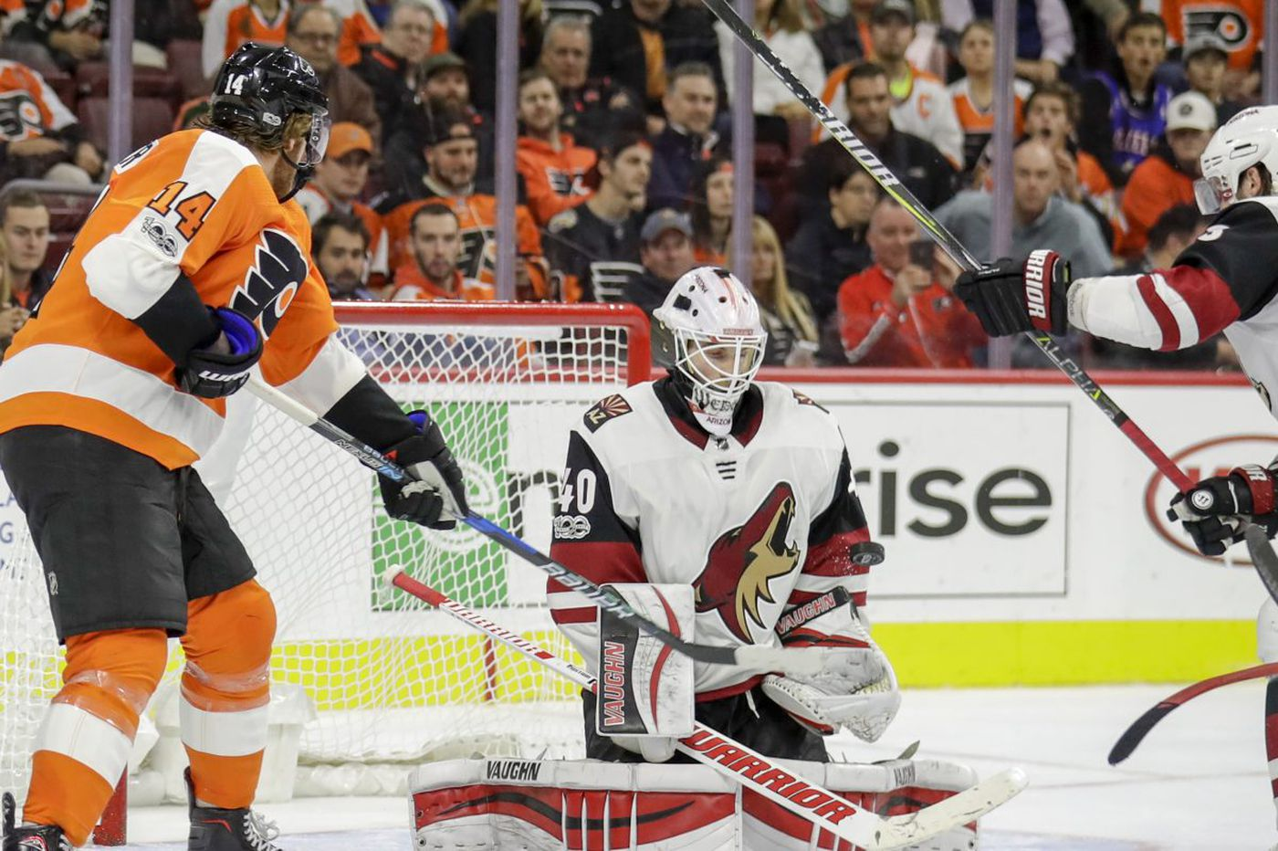 Flyers-Blackhawks preview: Meeting of struggling teams