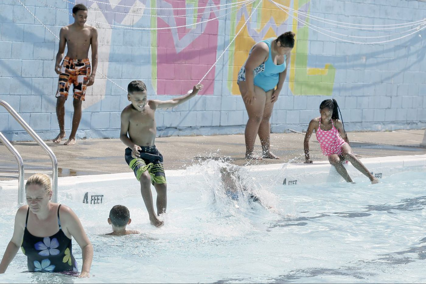 Philly's aging, beloved pools need $100 million in repairs