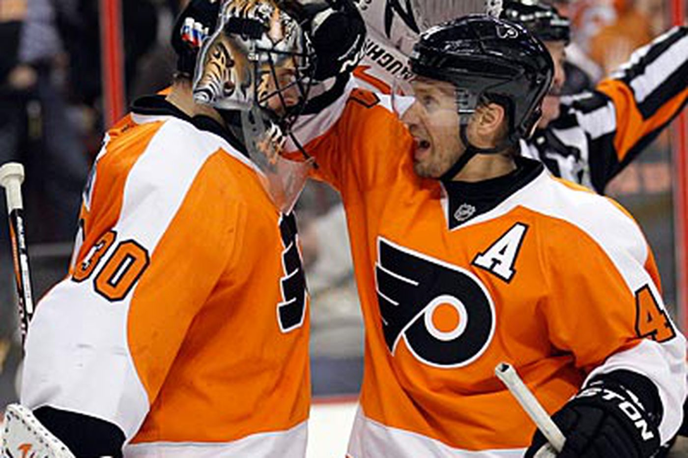 Flyers know they can count on Timonen
