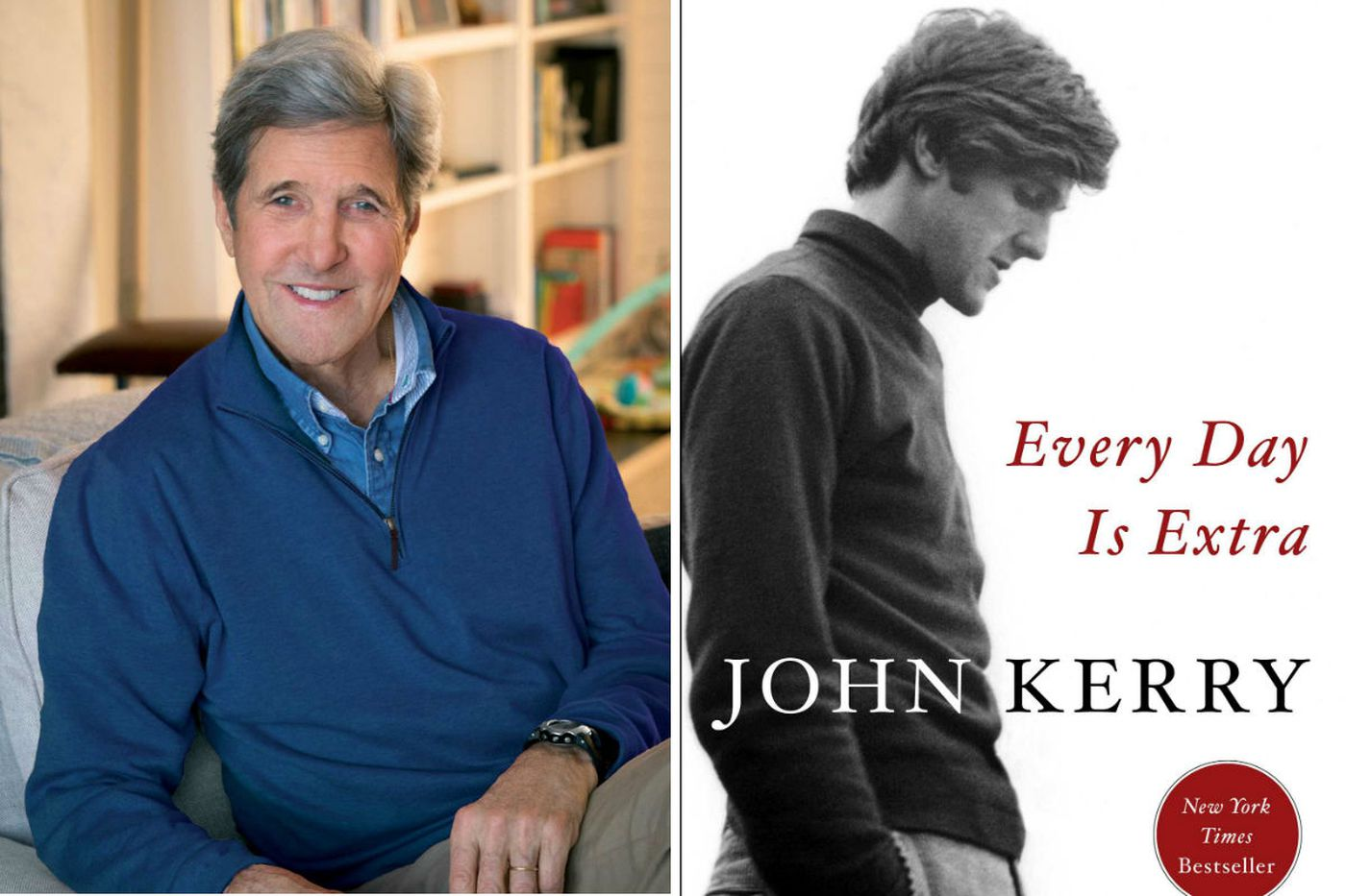 John Kerry's 'Every Day Is Extra': Skimming the surface, with lack of insight