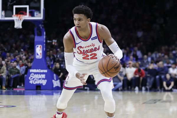 Matisse Thybulle out as Sixers face Thunder team on 5-game winning streak