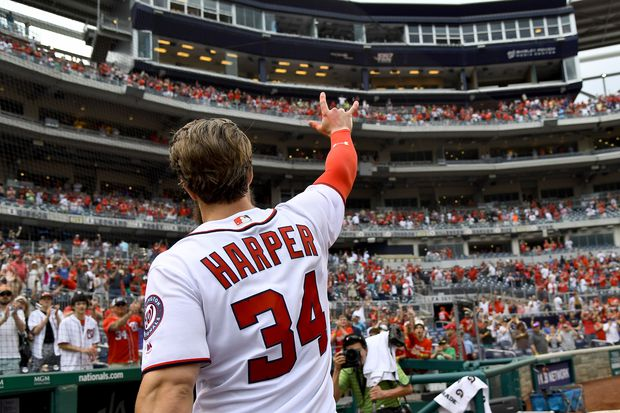 Is Bryce Harper 'way too nice' for Philly? Fans bash that idea.