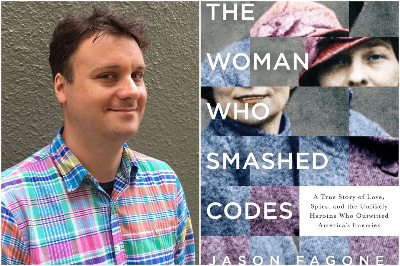 'Good Wife' creators option Philly writer's book 'The Woman Who Smashed Codes'