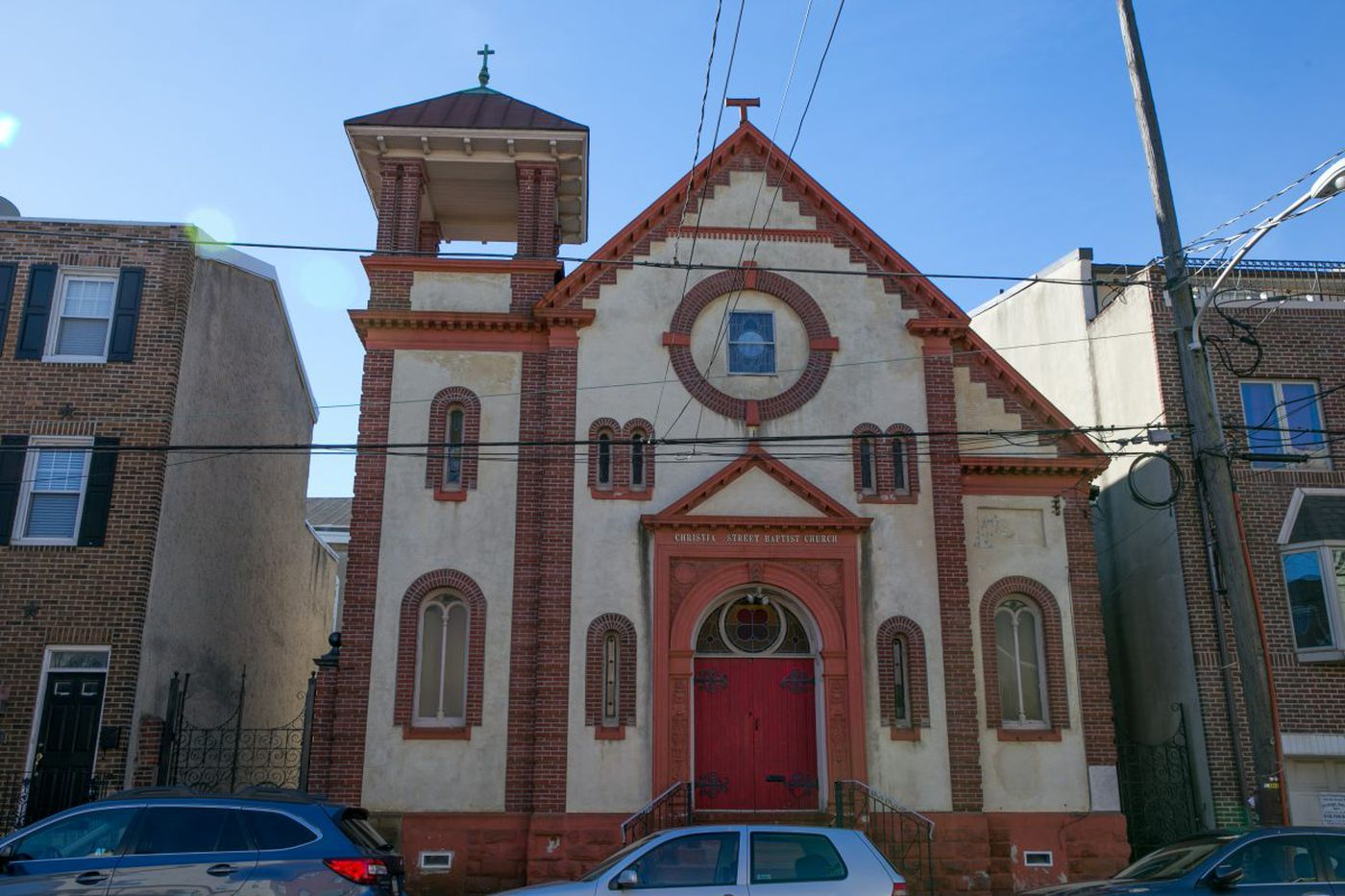 After a months-long attempt to demolish a Bella Vista church, Ori Feibush searches for a preservationist to save it