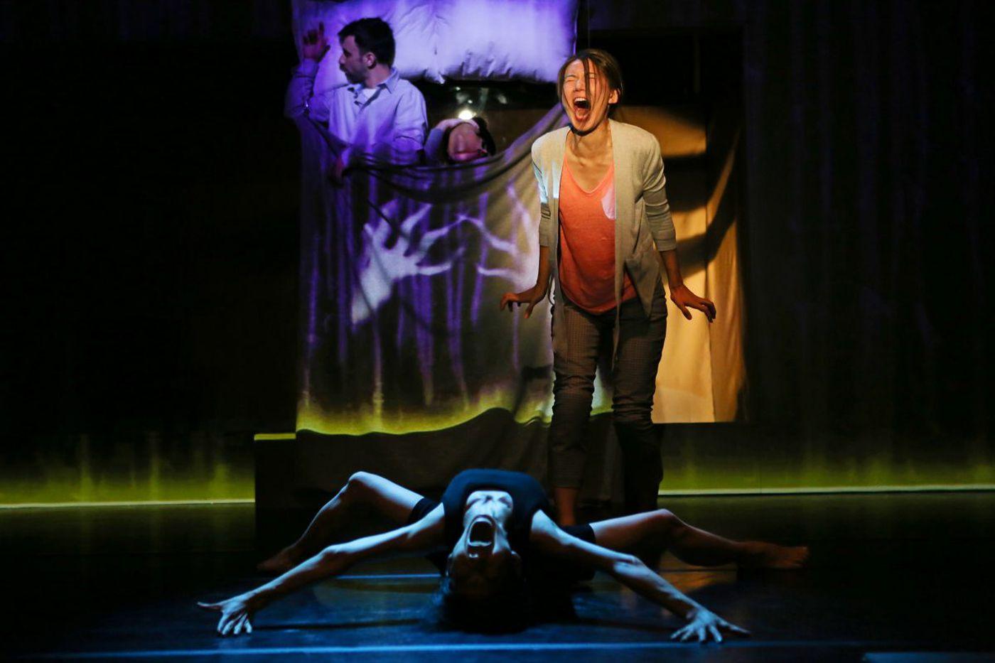 Haruki Murakami's 'Sleep' conjures terror in Philly premiere, heads to BAM Next Wave Fest