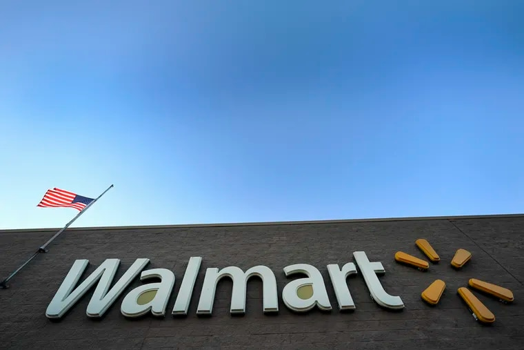 """FILE- This Nov. 9, 2018, file photo shows a Walmart Supercenter in Houston. Walmart agreed Thursday, June 20, 2019, to pay $282 million to settle civil and criminal allegations of overseas corruption, including payment through a Brazilian subsidiary of more than $500,000 to an intermediary known as a """"sorceress"""" for her uncanny ability to make permit problems disappear. (AP Photo/David J. Phillip, File)"""