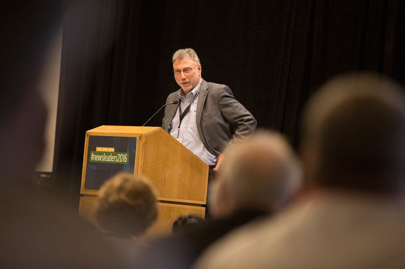 WaPo's Marty Baron, others speak of the future of news at ASNE