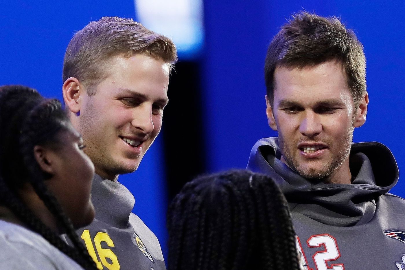 Patriots, Rams set to square off in Super Bowl LIII