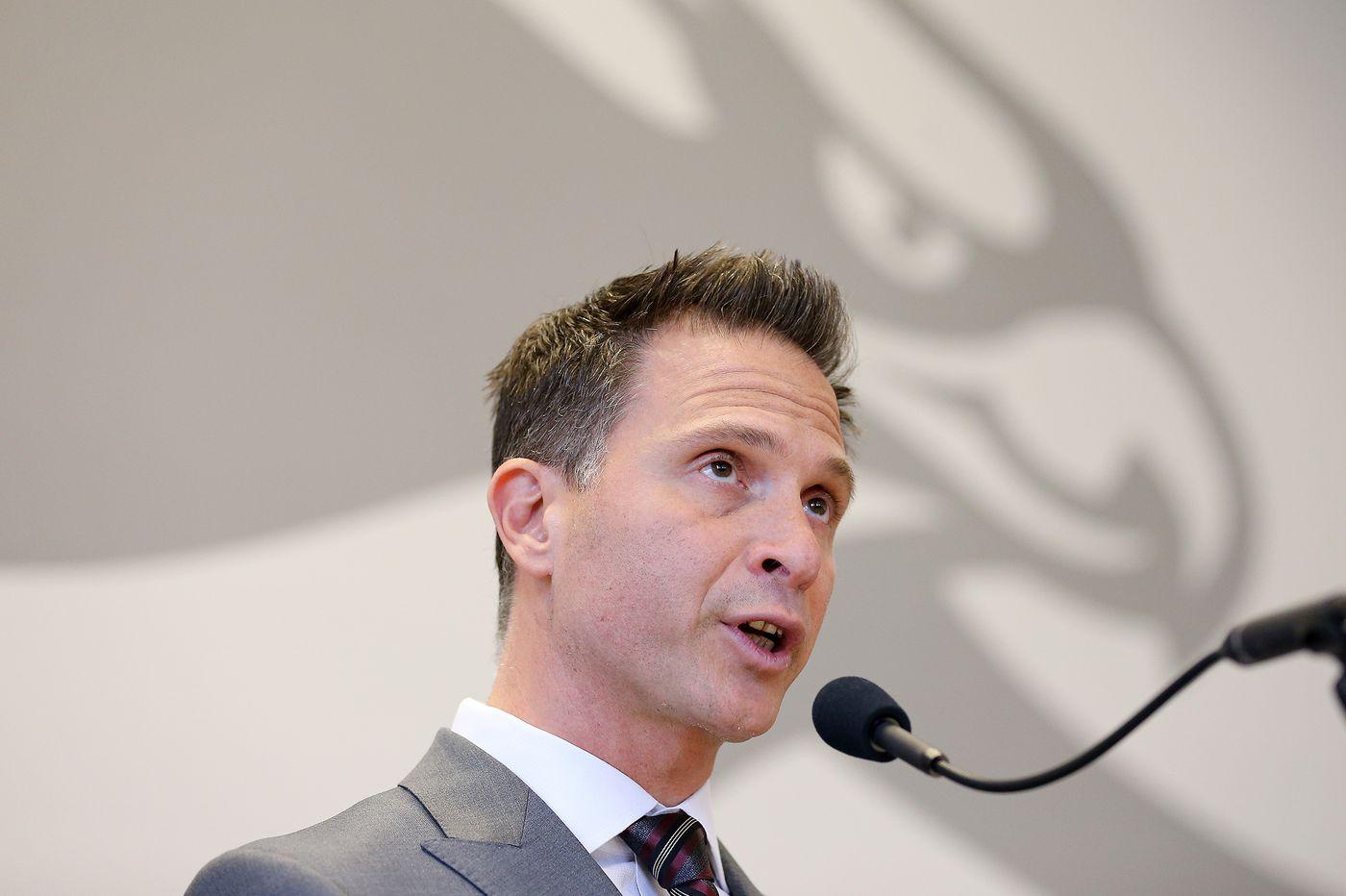 Billy Lange hires Arcadia coach Justin Scott to St. Joe's staff