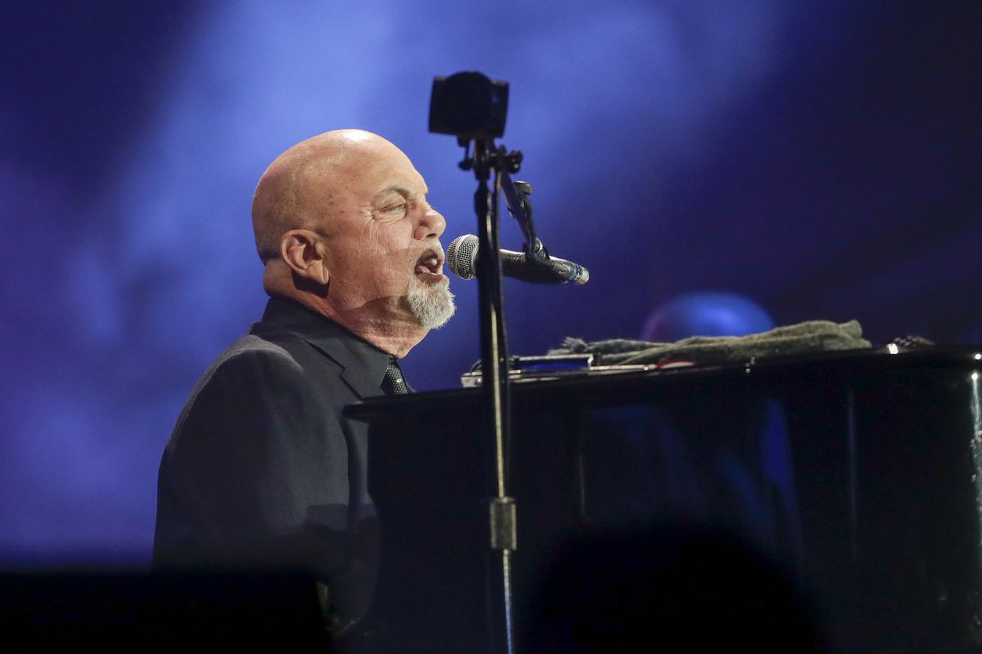 Billy Joel sings all the hits and more at Citizens Bank Park