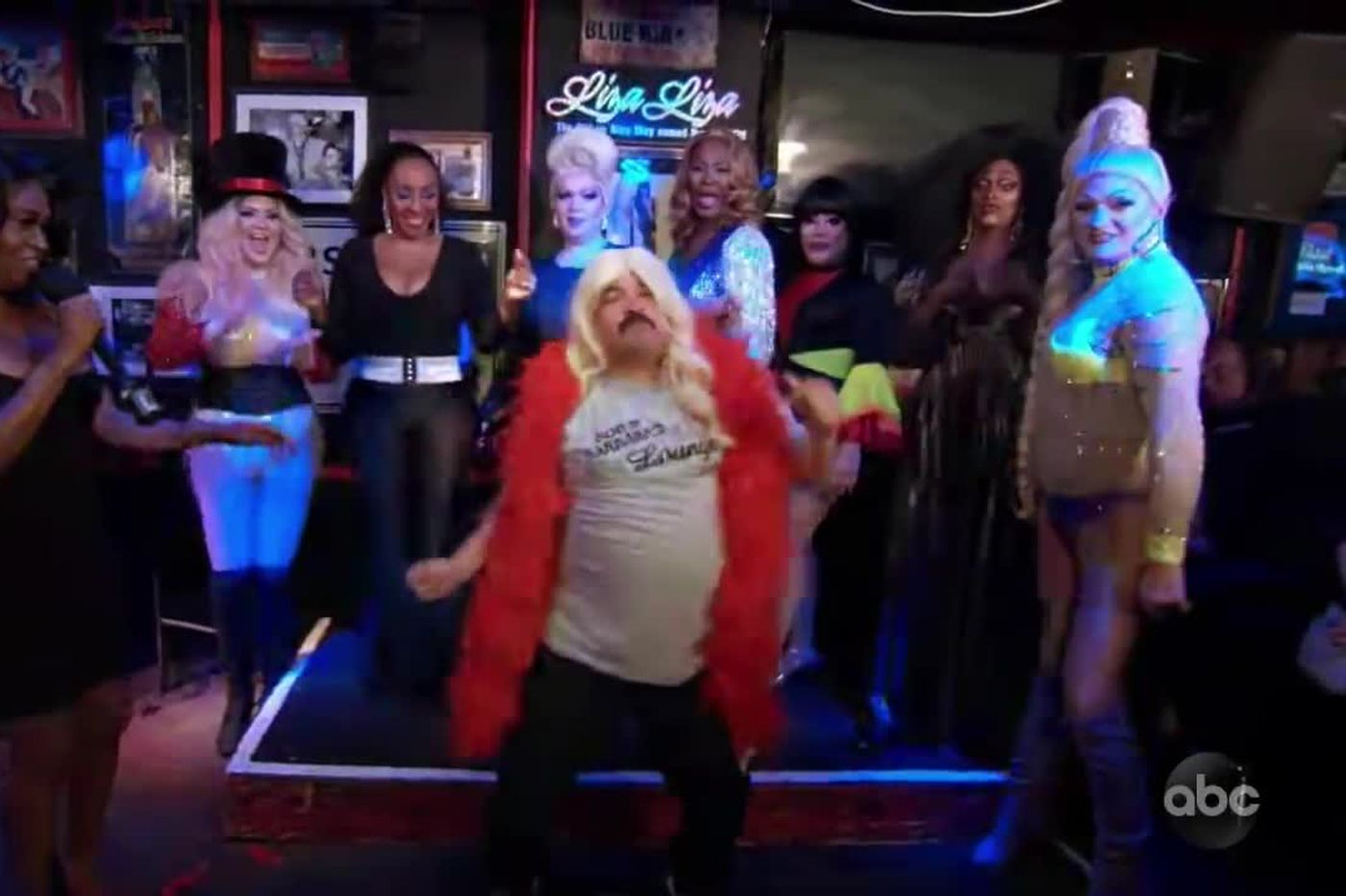 'Jimmy Kimmel' correspondent Guillermo visits famed Philly dive Bob and Barbara's