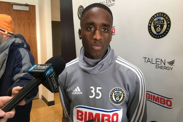 Union's Jamiro Monteiro finally cleared to play; could debut at FC Cincinnati